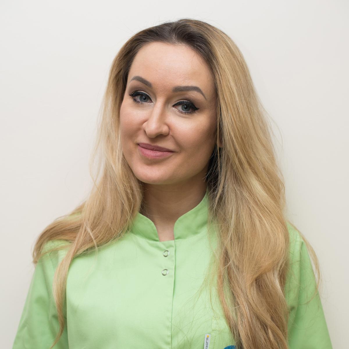Magdalena Pendyk stomatolog